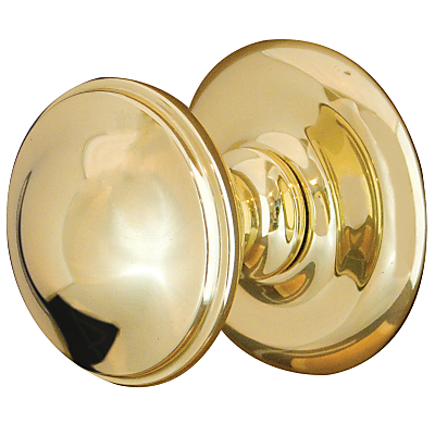 Image of John Lewis & Partners Centre Door Knob, Dia.76mm