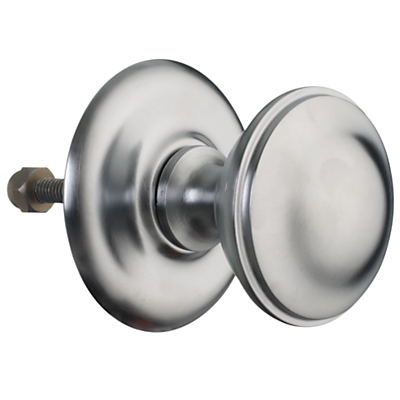 Image of John Lewis Centre Door Knob, Dia.76mm