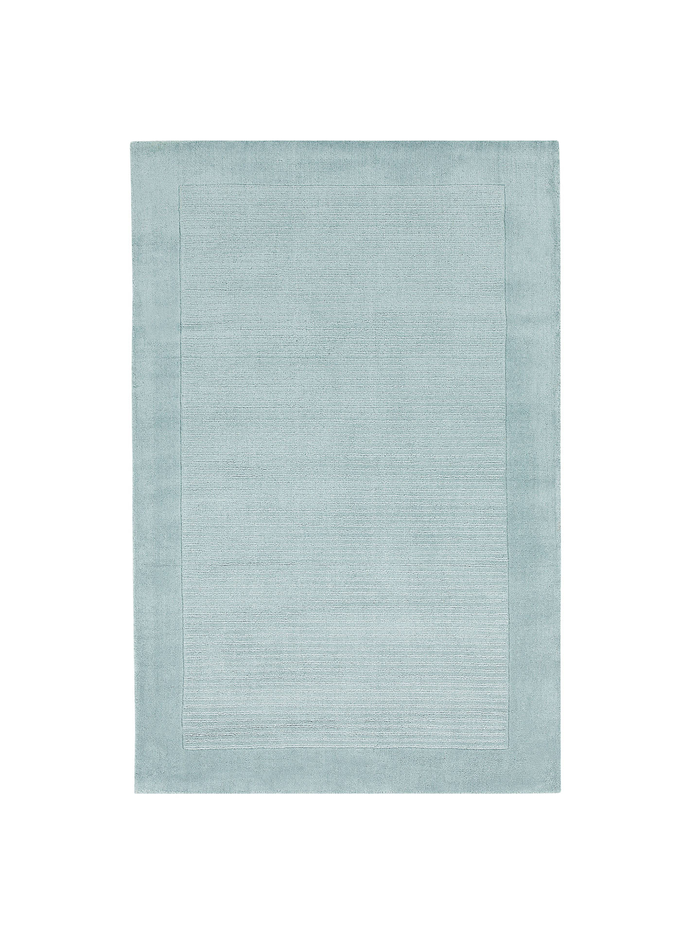John Lewis Perth Rug Duck Egg L300 X