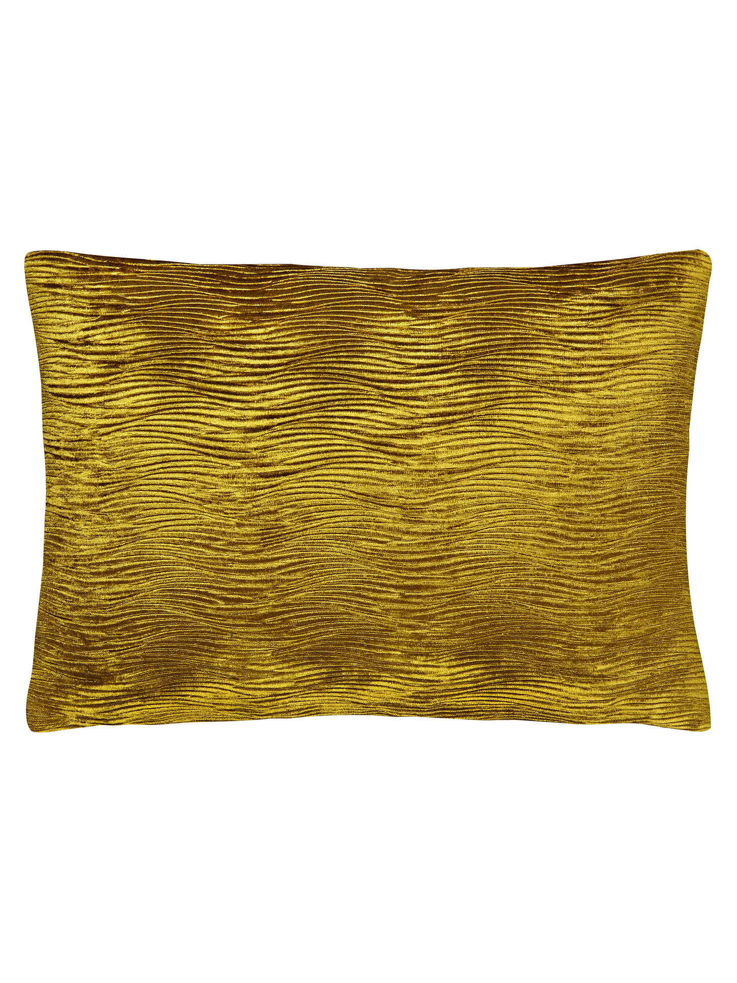Buy Harlequin Arkona Velvet Cushion, Linden Online at johnlewis.com