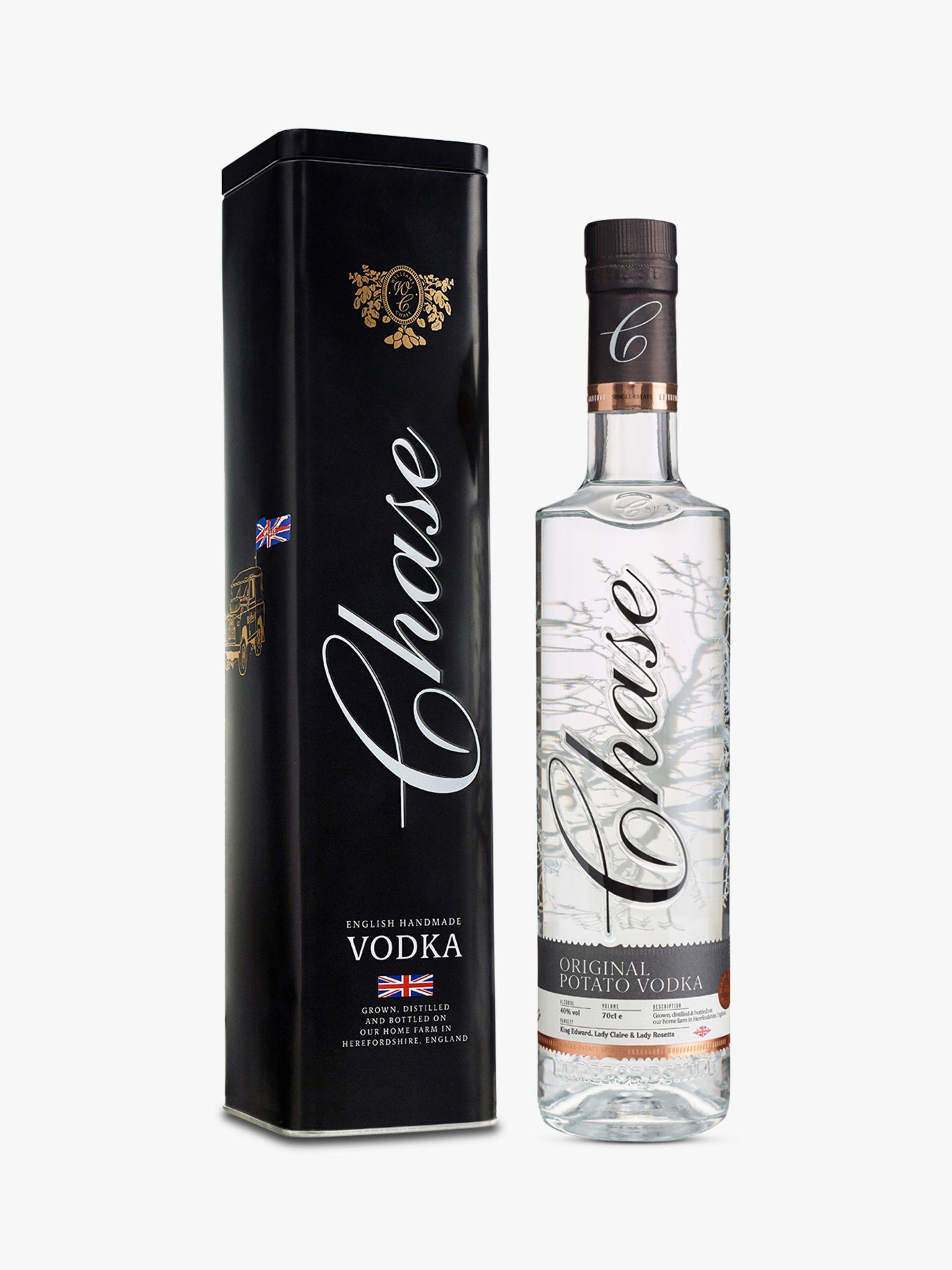 Chase Chase Vodka, 70cl