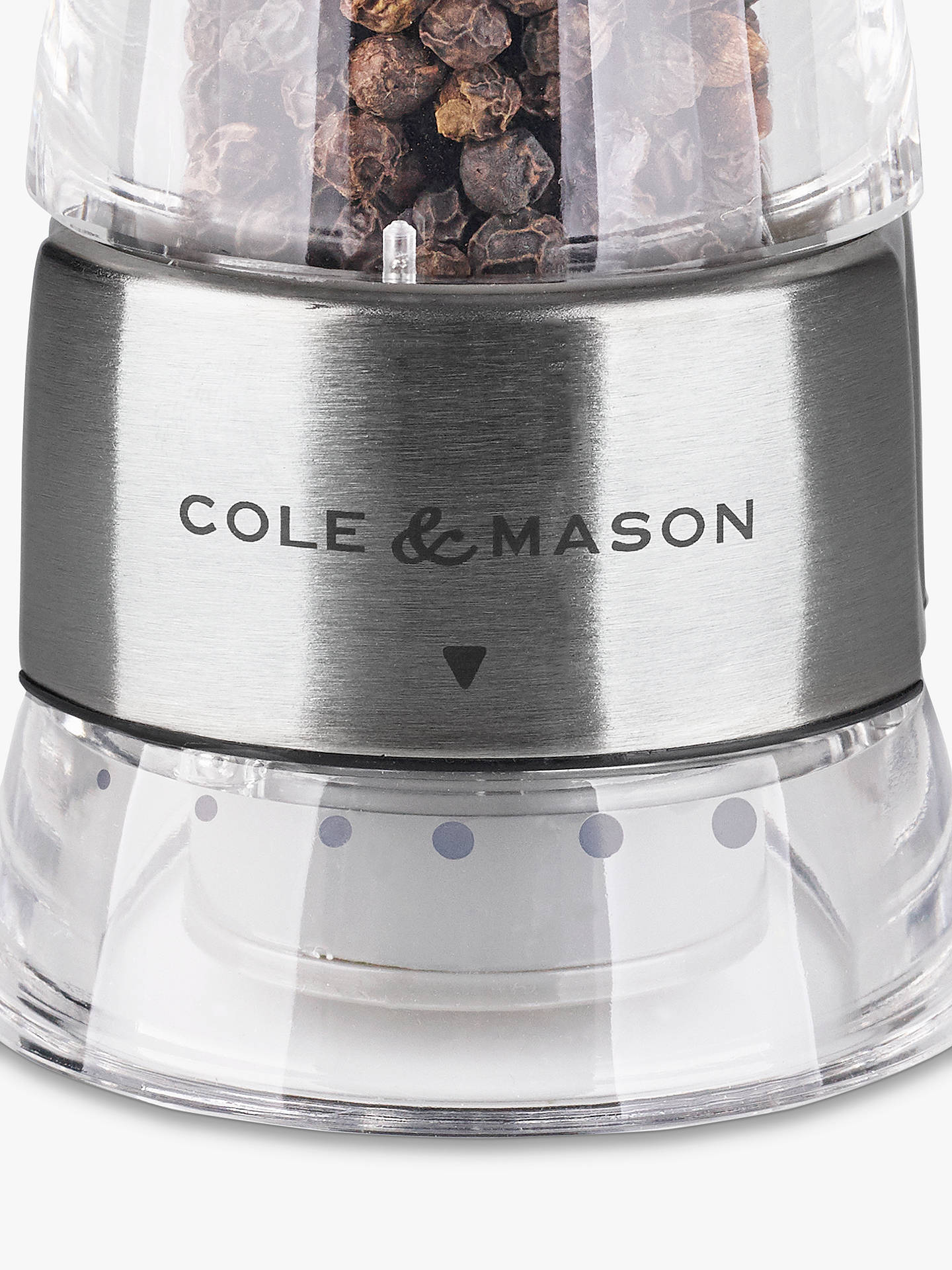 Buy Cole & Mason Precision Windermere Pepper Mill Online at johnlewis.com