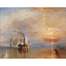 Buy Joseph Mallord William Turner- The Fighting Temeraire Online at johnlewis.com