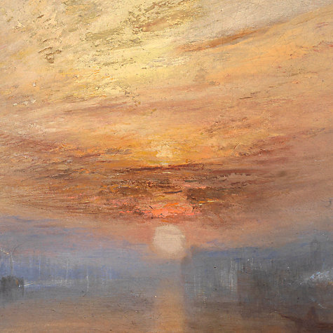 Buy Joseph Mallord William Turner- The Fighting Temeraire 1 Online at johnlewis.com