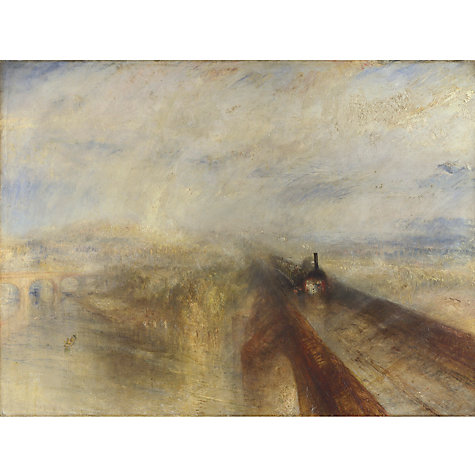 Buy Joseph Mallord William Turner- Rain, Steam and Speed Online at johnlewis.com
