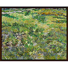 Buy Vincent Van Gogh- Long Grasses with Butterflies Online at johnlewis.com