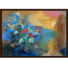 Buy Odilon Redon- Ophelia among the Flowers Online at johnlewis.com