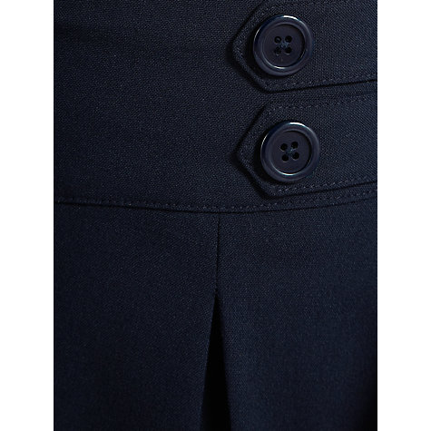 Buy John Lewis Girls' School Pencil Skirt, Blue Online at johnlewis.com
