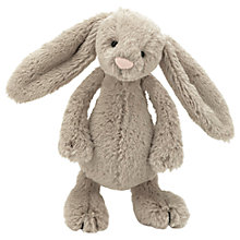 Buy Jellycat Bashful Bunny Toy Online at johnlewis.com