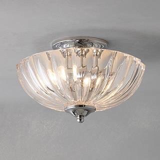 Ceiling lighting furniture lights john lewis john lewis senna ceiling light mozeypictures Choice Image