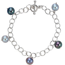 Buy London Road Cultured Fresh Water Pearl Bracelet Online at johnlewis.com