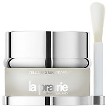 Buy La Prairie Cellular 3-Minute Peel, 40ml Online at johnlewis.com