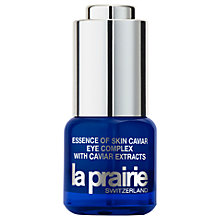 Buy La Prairie Essence of Skin Caviar Eye Complex with Caviar Extracts, 15ml Online at johnlewis.com