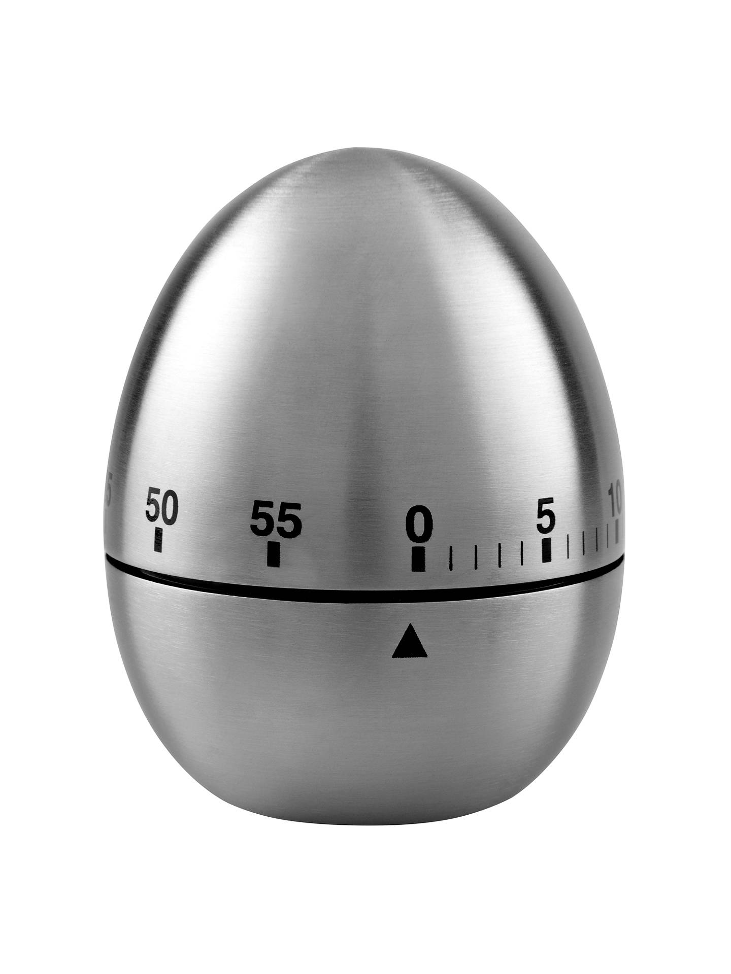 John Lewis Amp Partners Stainless Steel Kitchen Egg Timer At