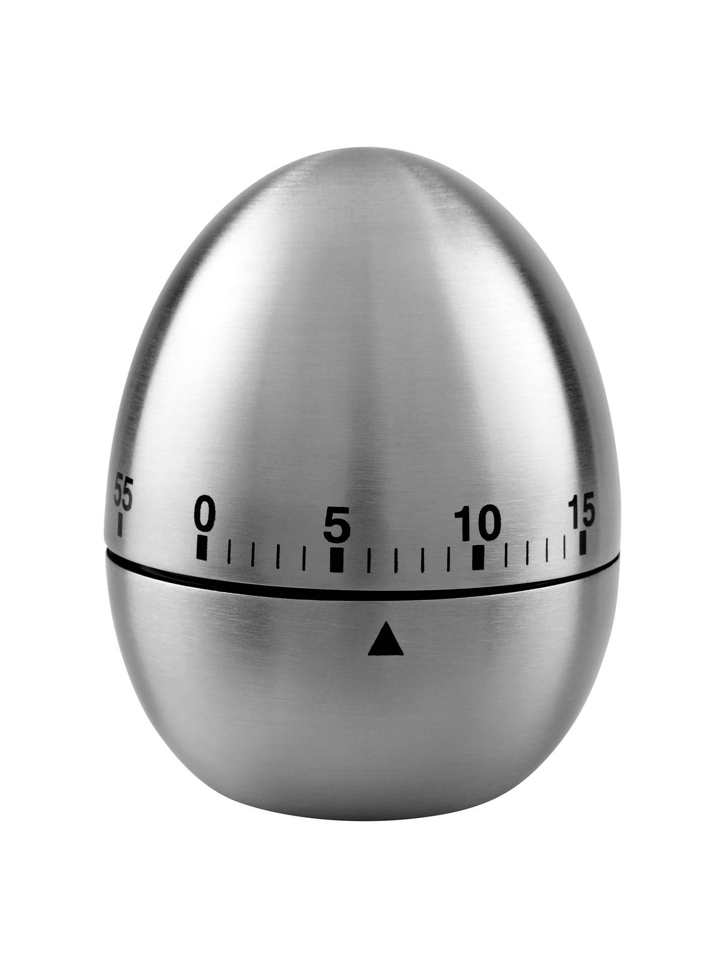Stainless Steel Kitchen Egg Timer