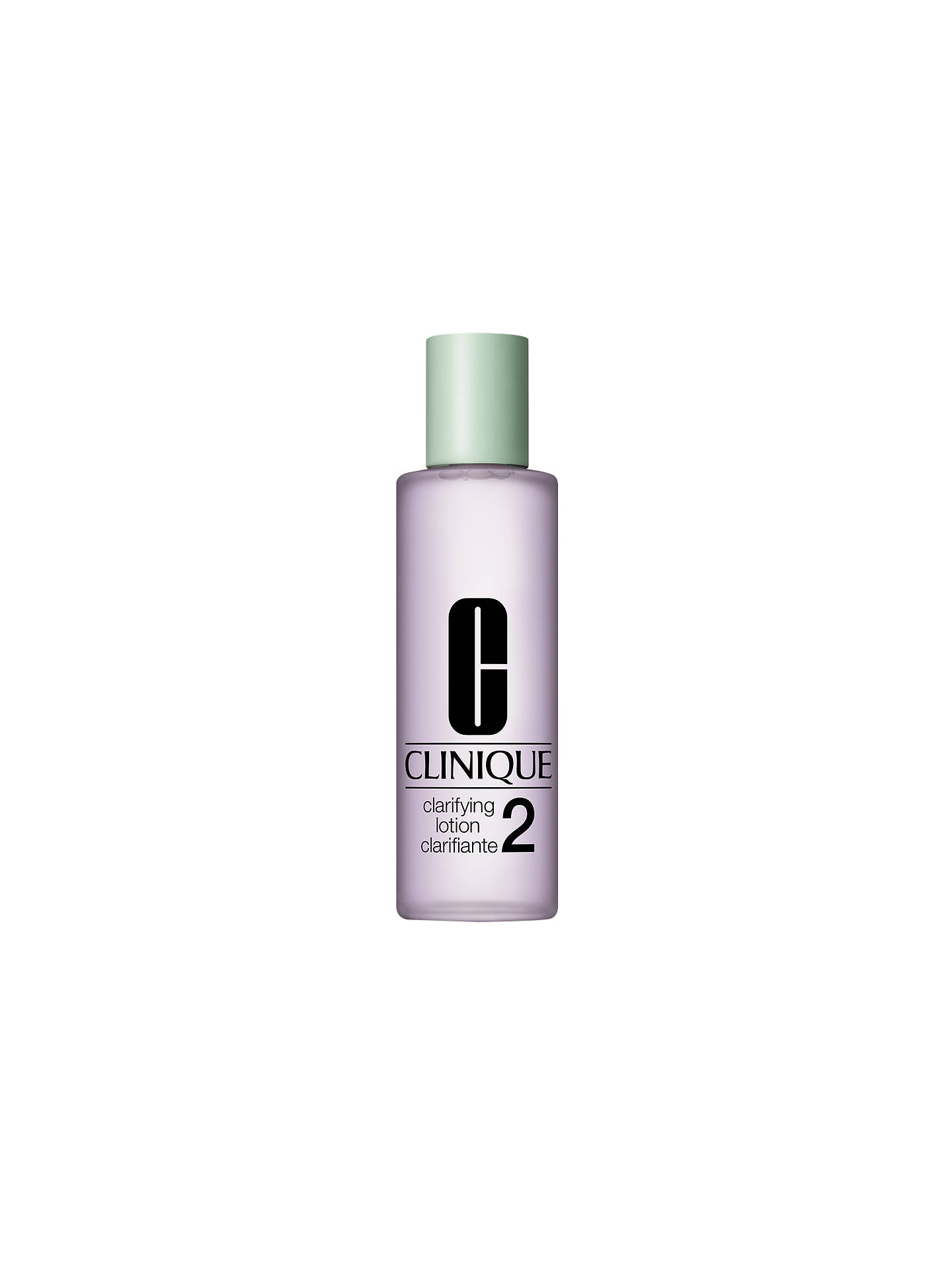 Buy Clinique Clarifying Lotion 2, 400ml Online at johnlewis.com
