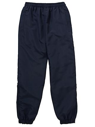 School Sports Tracksuit Bottoms