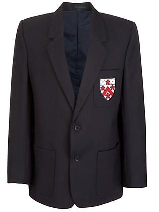 Alleyn's Junior School Boys Blazer, Navy