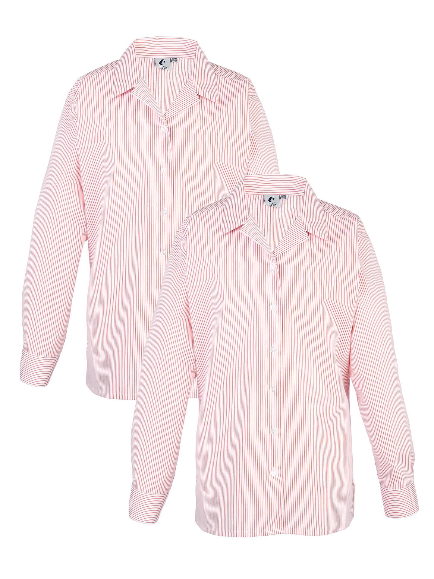34c38b8681a BuyGirls  School Long Sleeve Striped Blouse
