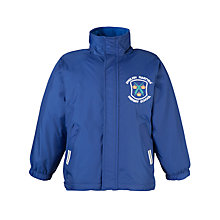 Buy English Martyrs' RC Primary School Unisex Reversible Jacket, Royal Blue Online at johnlewis.com