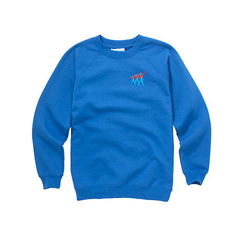 Buy Taverham High School Sports Unisex Sweatshirt, Royal Blue Online at johnlewis.com