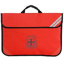 Buy Holy Cross RC Primary School Unisex Book Bag Online at johnlewis.com