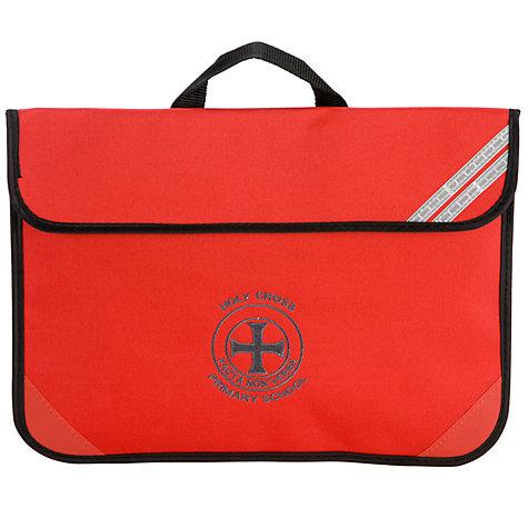 Buy Holy Cross RC Primary School Unisex Book Bag | John Lewis