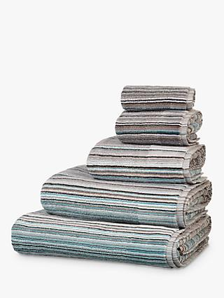 John Lewis & Partners Spirit Stripe Towels