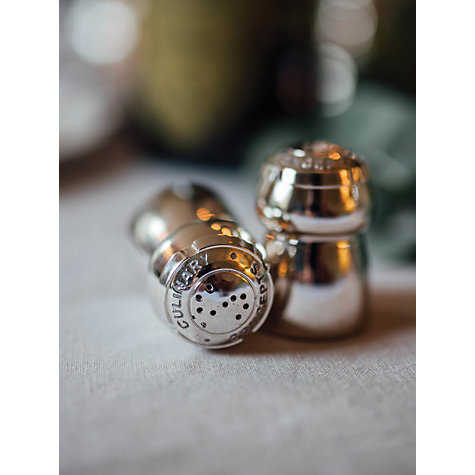 Buy Culinary Concepts Champagne Cork Salt and Pepper Mills Online at johnlewis.com