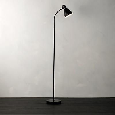 Product photo of John lewis the basics brandon floor lamp black