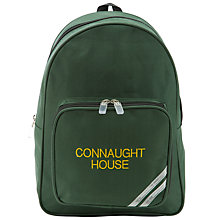 Buy Connaught House School Unisex Infant Back Pack Online at johnlewis.com