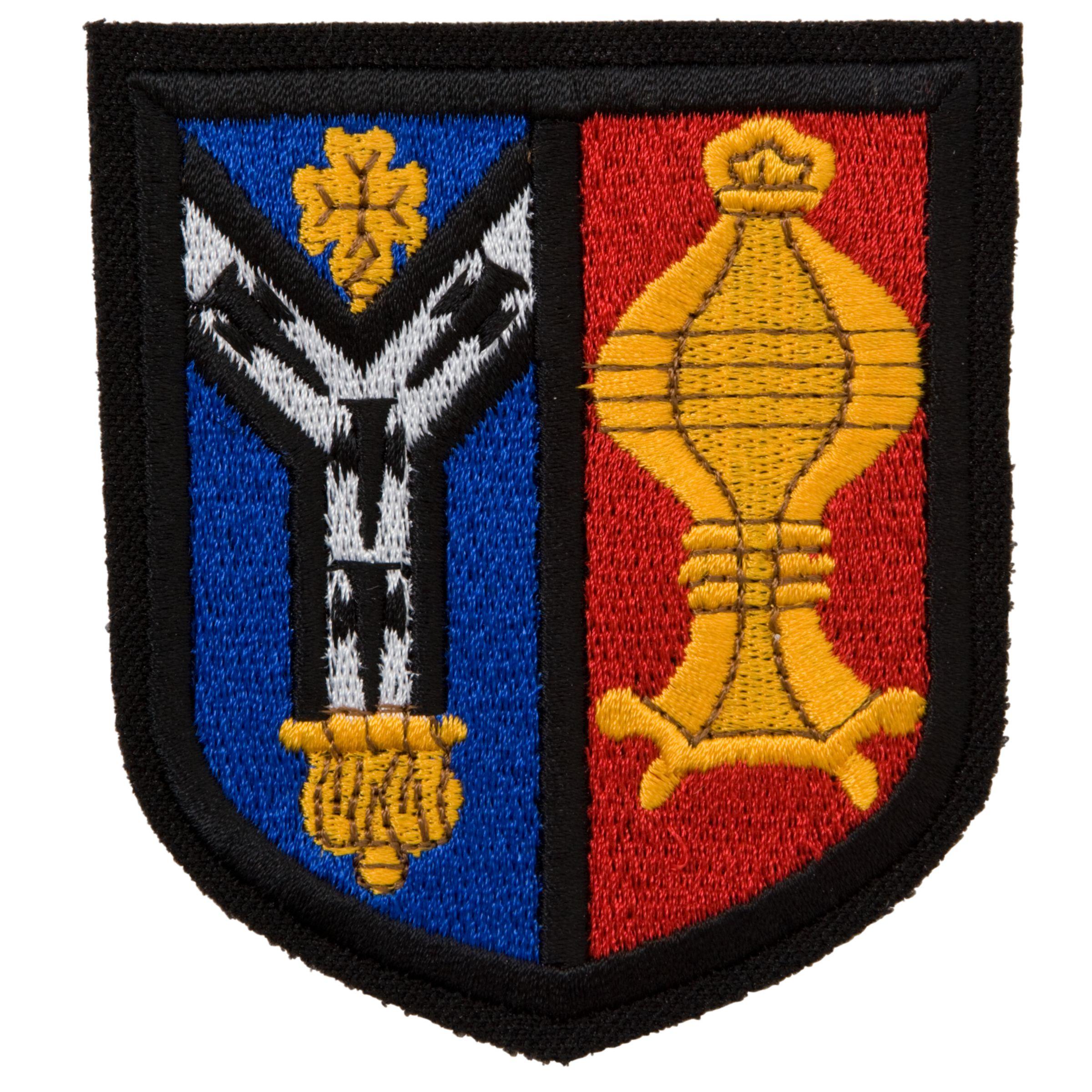 Gunnersbury Catholic School Boys' Blazer Badge, Multi