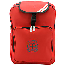 Buy Holy Cross RC Primary School Unisex Back Pack Online at johnlewis.com