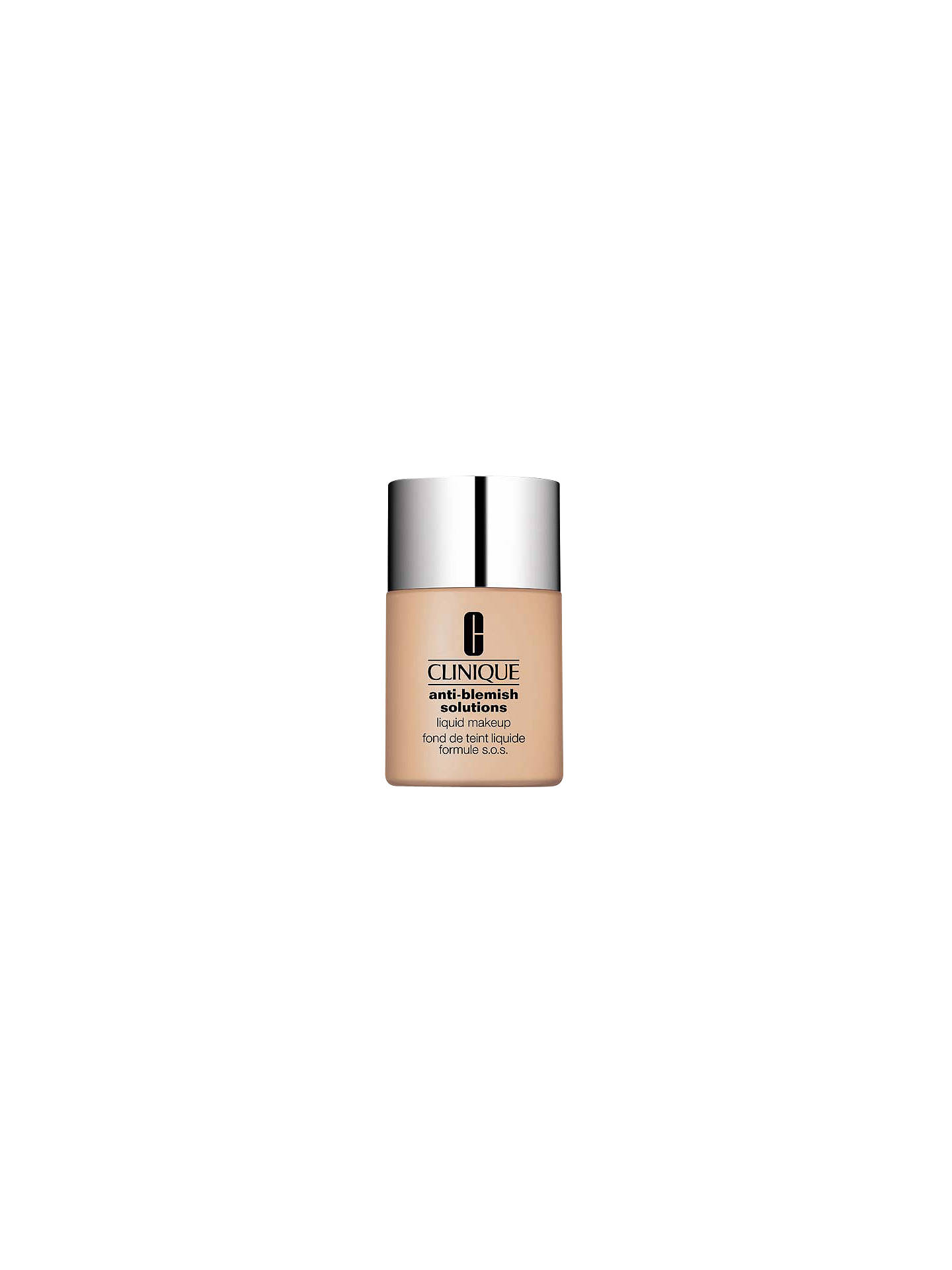 Buy Clinique Anti-Blemish Solutions Liquid Makeup, Fresh Ginger Online at johnlewis.com