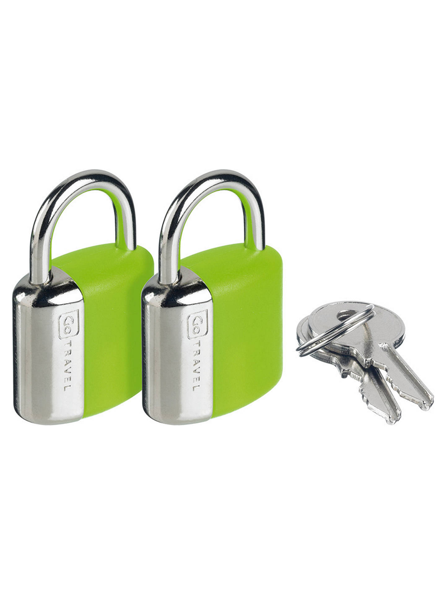BuyDesign Go Glo Key Locks, Assorted Colours Online at johnlewis.com