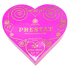 Buy Prestat Heart Chocolates and Truffles Assortment, Large, 185g Online at johnlewis.com