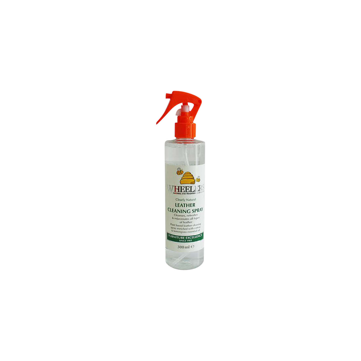 BuyWheelers Leather Spray, 300ml Online at johnlewis.com