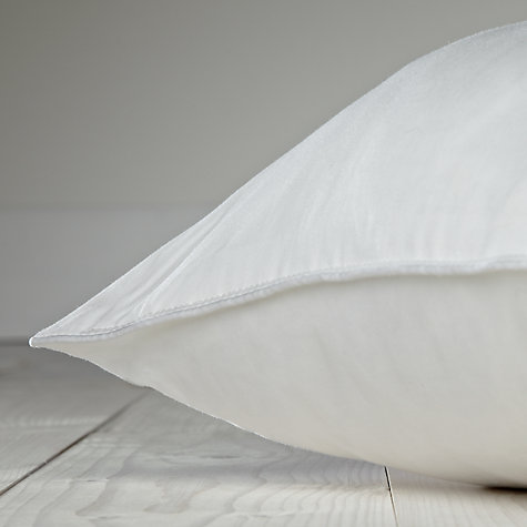 Buy John Lewis Silk Blend Standard Pillow, Medium/Firm Online at johnlewis.com