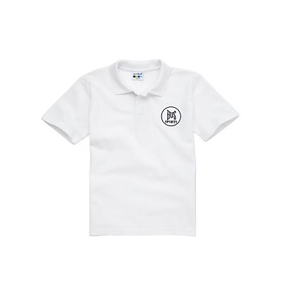 Product photo of Harlington upper school boys sports polo shirt