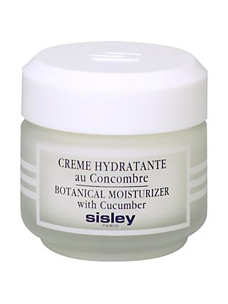 Sisley Moisturiser with Cucumber Jar, 50ml