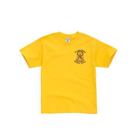 Buy St Louis Primary School Unisex Sports T-Shirt Online at johnlewis.com