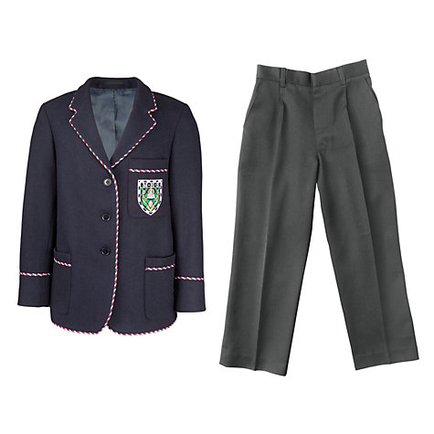 Buy Mayville High School Junior Boys' Uniform Online at johnlewis.com