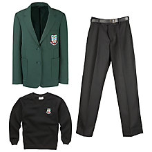 Buy Cults Academy Boys' Uniform Online at johnlewis.com