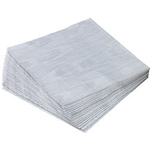 Buy Caspari Paper Dinner Napkins, Pack of 20, 40 x 40cm Online at johnlewis.com