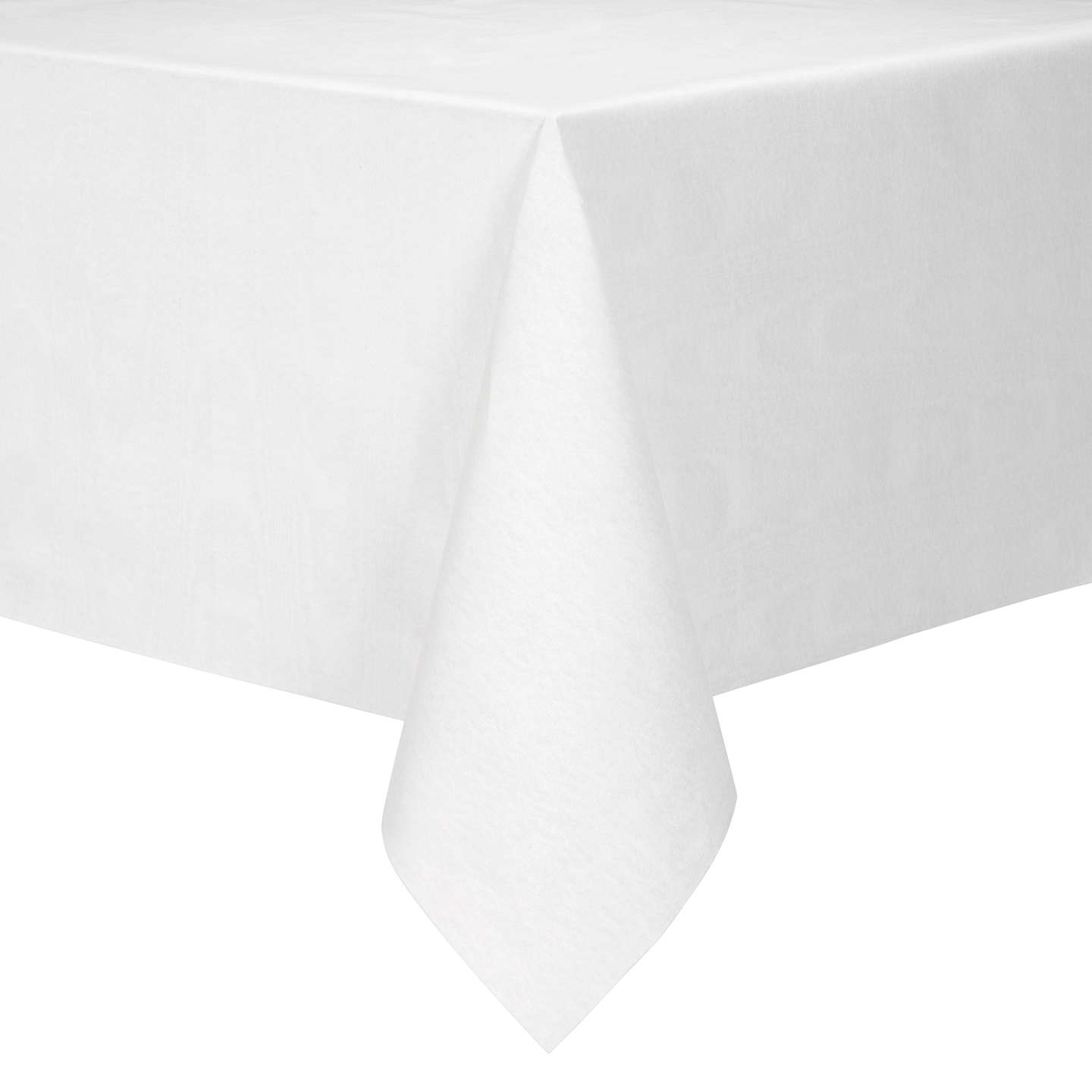 Charming BuyCaspari Paper Table Cover, Silver Moire Online At Johnlewis.com ...