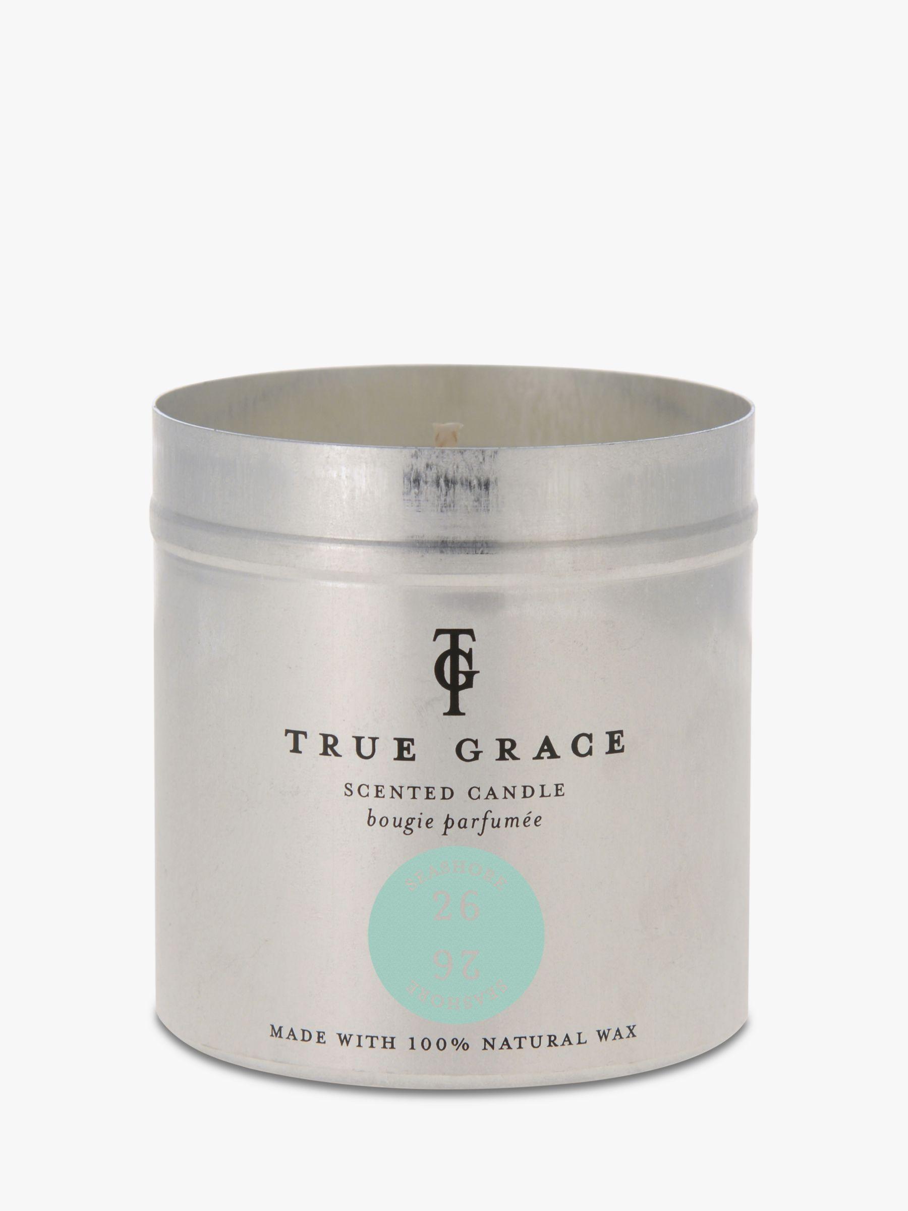 True Grace True Grace Village Seashore Scented Candle Tin
