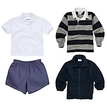 Cameron House School Boys' Sports Uniform