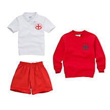 Holy Cross RC Primary School Girls' Reception - Year 6 Sports Uniform