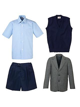47b7ab30a7ac Hornsby House School Boys  Reception - Year 2 Summer Uniform