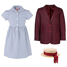 Buy St Anselms Catholic Primary School Girls' Summer Uniform Online at johnlewis.com
